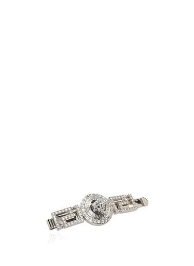 Versace Saç Aksesuarları Gümüş